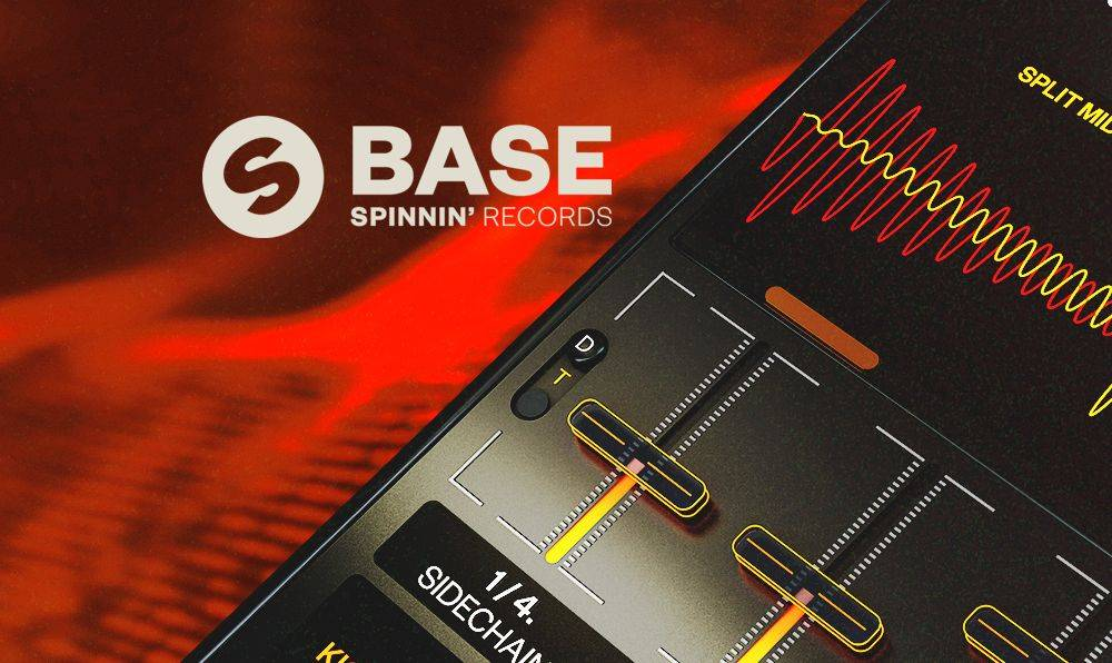 Spinnin' launches its own plugin BASE