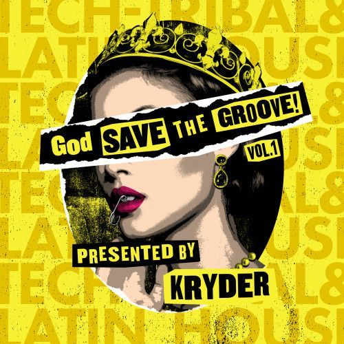 God Save The Groove Vol. 1 (Presented by Kryder)